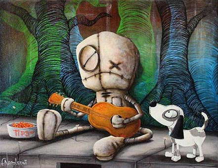 fabio napoleoni rhythm of a broken heart