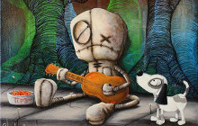 Art by Fabio Napoleoni Paintings