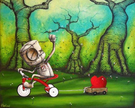 fabio napoleoni showering you with hopes and wishes