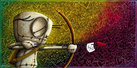 fabio napoleoni straight to your heard