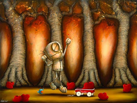 fabio napoleoni surrounded by your love