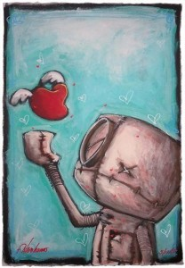 fabio napoleoni your arrival warms my heart