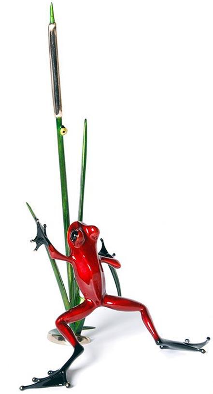 frogman cattail