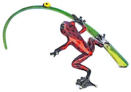 frogman little ladies