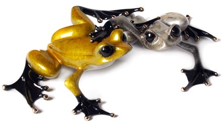 frogman love