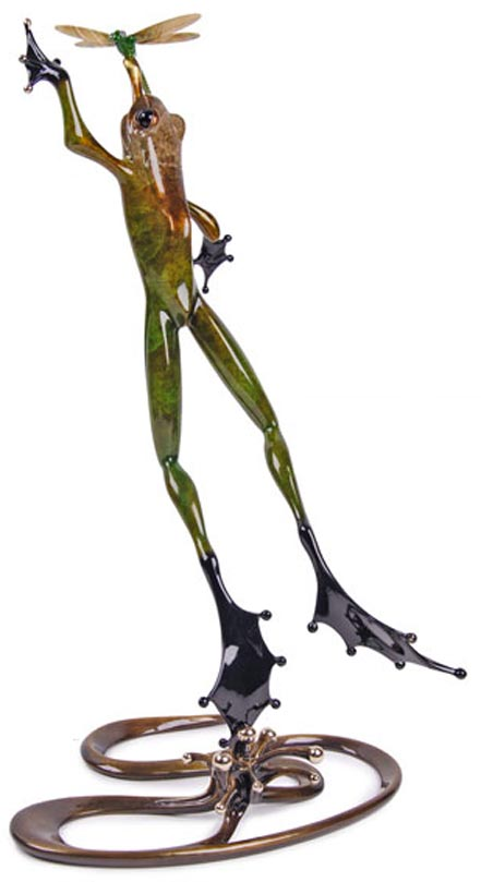 frogman quantum leap