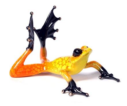 frogman sunbather
