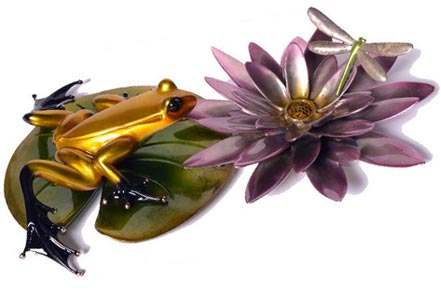 frogman water lotus