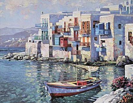 howard behrens mykonos
