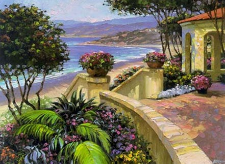 howard behrens promenade to the sea