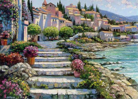 howard behrens steps of st tropez
