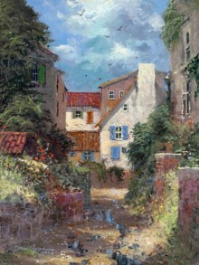 james coleman afternoon in the village