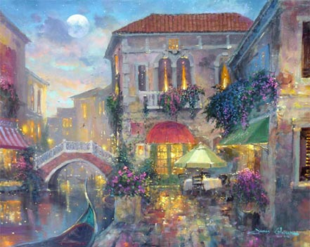 james coleman an evening in venice