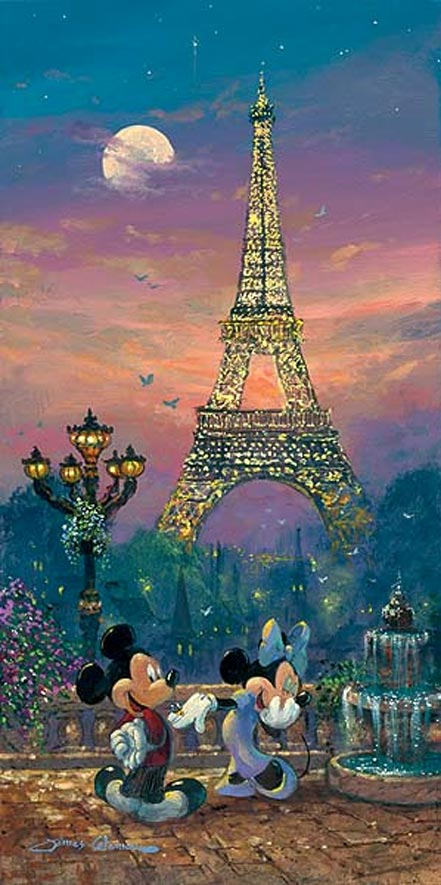 james coleman evening in paris