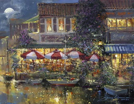 james coleman harbor cafe