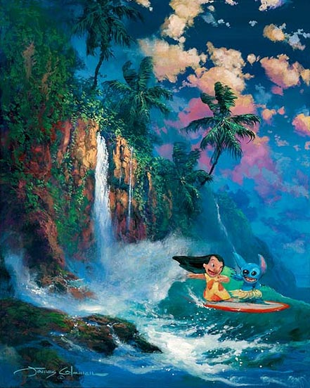 james coleman kauai dream