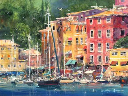 james coleman portofino afternoon