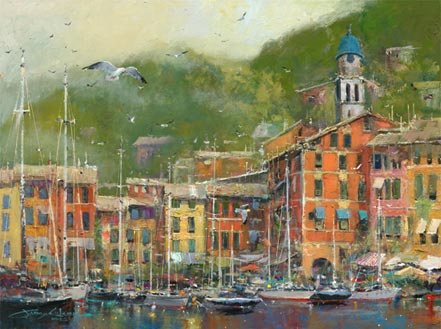 james coleman portofino coast