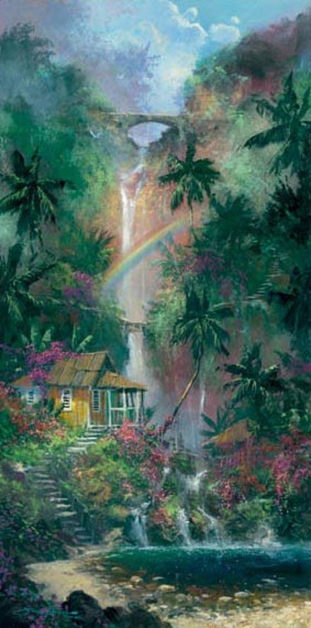 james coleman rainbow falls