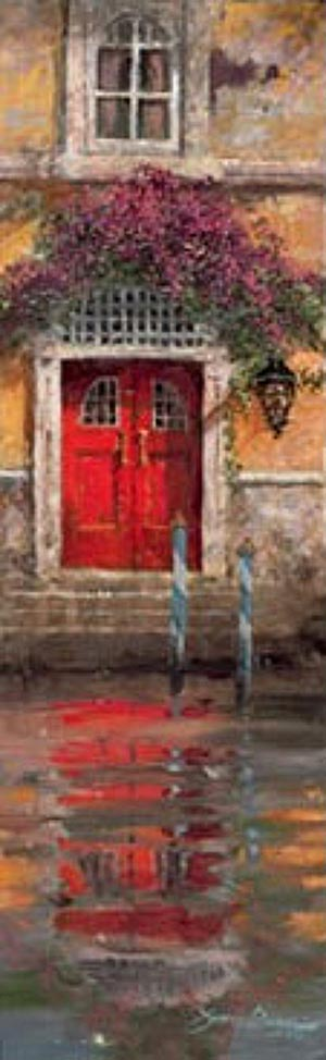 james coleman red door reflection