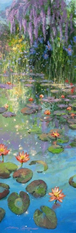 james coleman sapphire pond