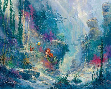 james coleman underwater majesty