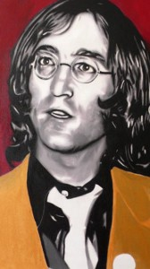 marco toro john lennon orange jacket