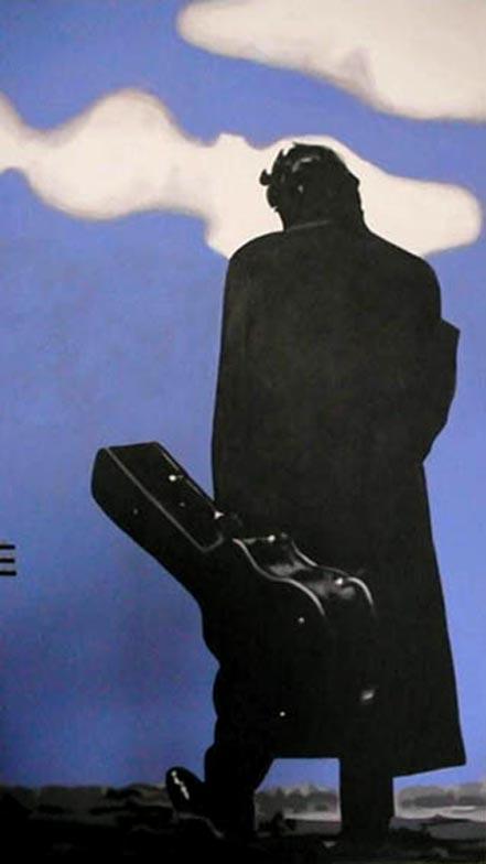 marco toro johnny cash guitar