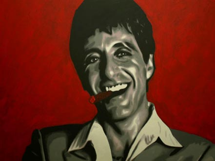 marco toro pacino red cigar