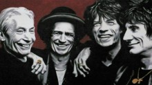 marco toro rolling stones red