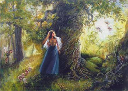mary baxter stclair lost in the enchanted forest