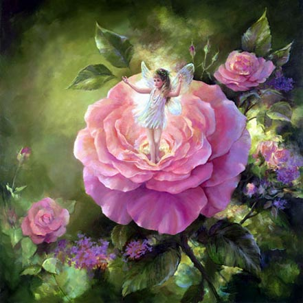 mary baxter stclair the rose fairy