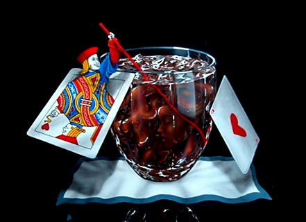 michael godard blackjack and coke