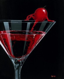 michael godard cherry cosmo