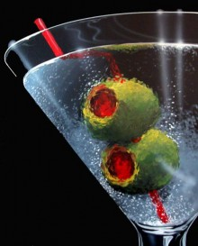 michael godard classic martini