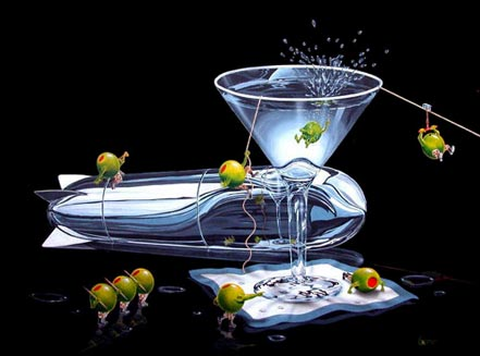michael godard martini training