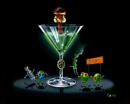 michael godard nuclear martini