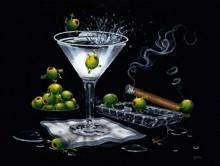 michael godard olive party ii