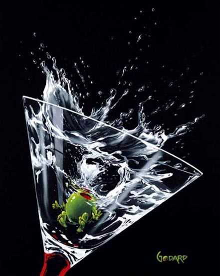 michael godard splash