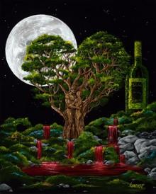 michael godard vineyard of eden
