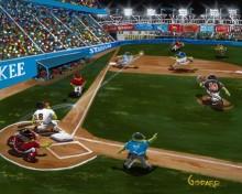 michael godard we olive baseball