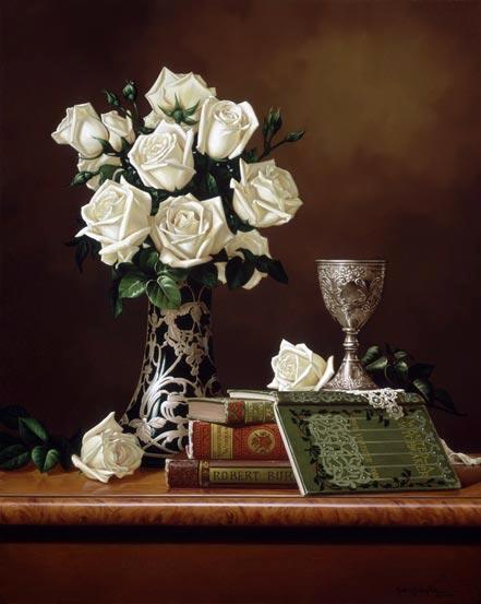 rino gonzalez romance in white