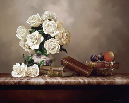 rino gonzalez white roses and classics