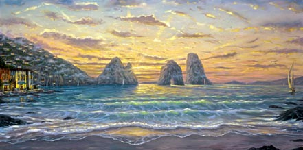 robert finale a new dawn capri