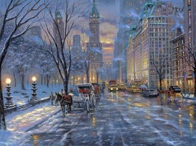 robert finale a winter stroll