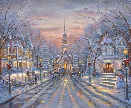 robert finale christmas blessings