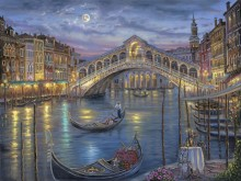 robert finale last night on the grand canal