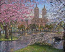 robert finale spring in the park central park