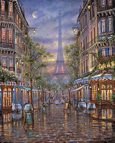 robert finale summer in paris