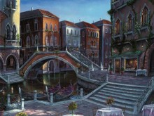 robert finale venetian sunrise